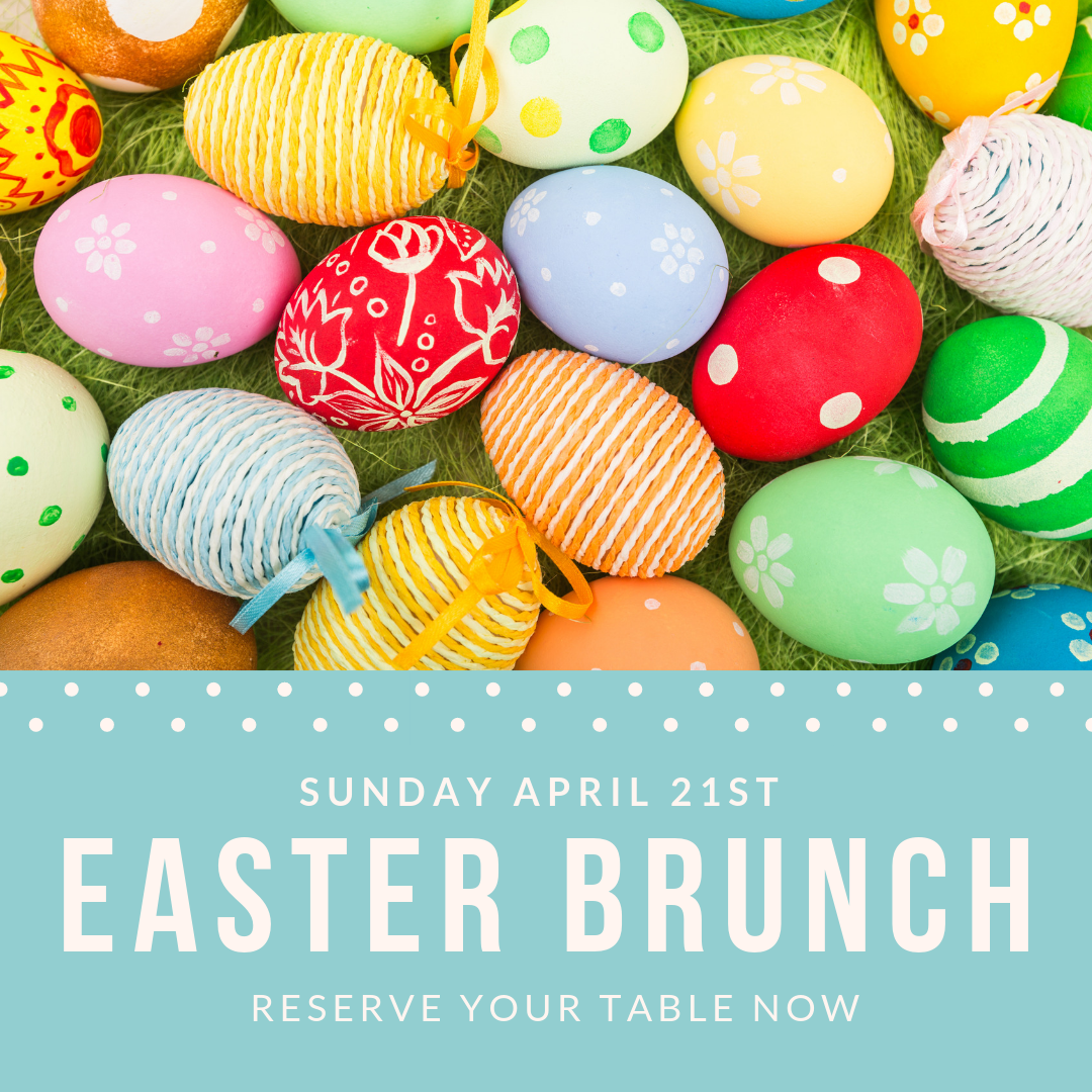 Easter Brunch @ One Hundred Club