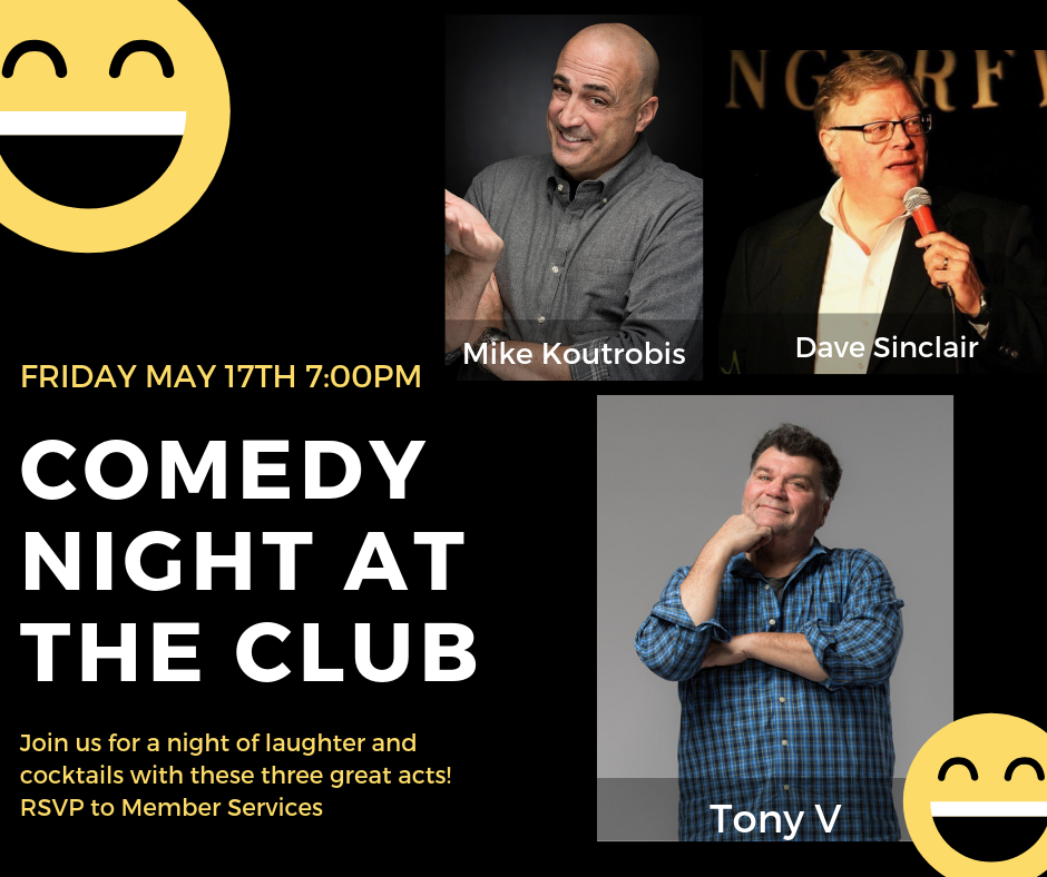 Comedy Night @ One Hundred Club