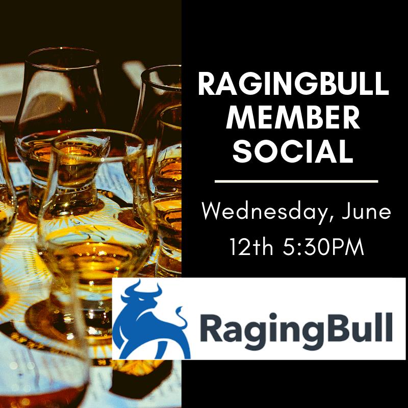 RagingBull Member Social @ One Hundred Club