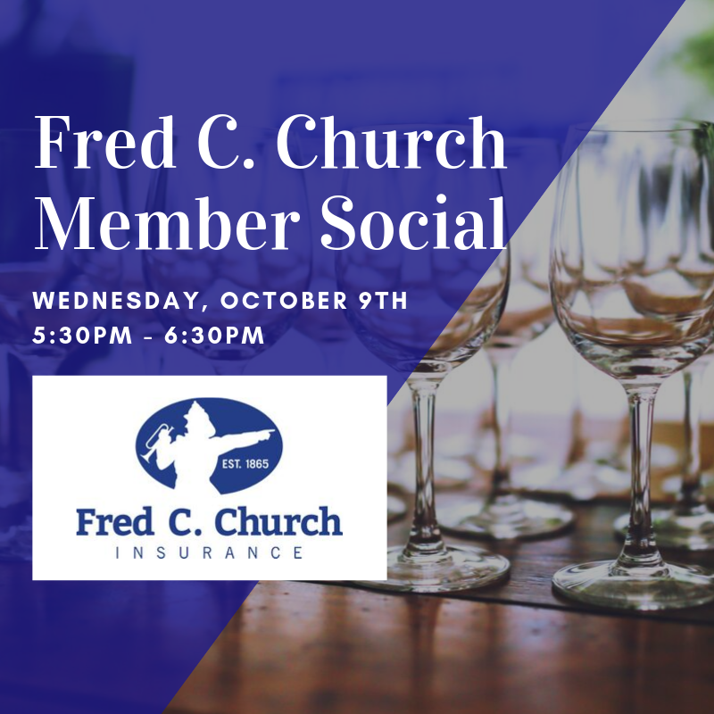 Fred C. Church Member Social @ One Hundred Club