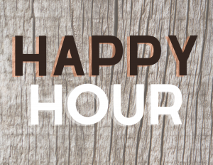 Happy Hour at the Clubhouse @ The One Hundred Club